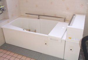 改装後の室内【バスルーム】