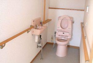 改装後の室内【トイレ】