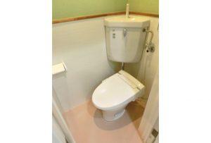 トイレ【after】