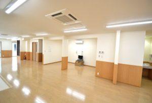 事務所スペース(事業所部分)