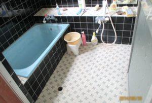 バスルーム【before】