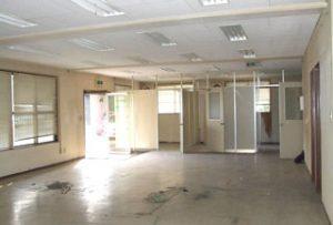 改装前の室内1