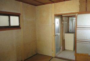 1階の和室【before】
