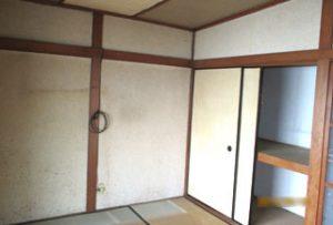 2階の和室【before】