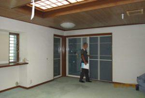 洋室1【before】