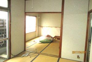 洋室【before】