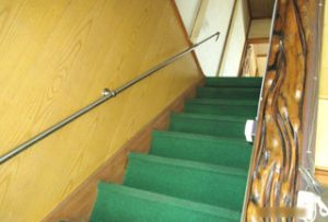 階段・廊下【before】