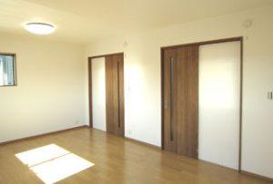 2階:洋室1