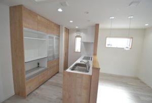 キッチン(居住用部分)